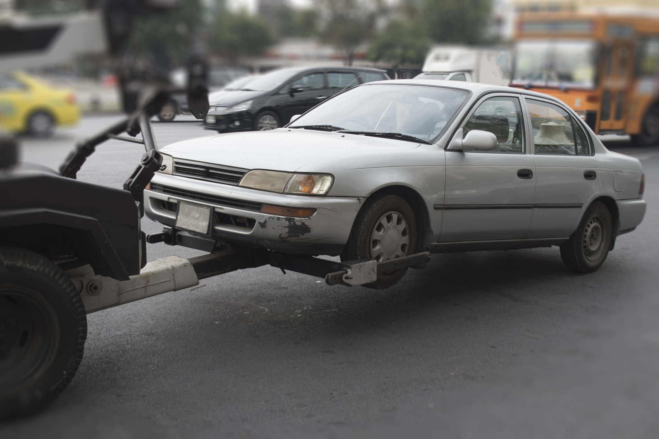 Free Unwanted Towing Melbourne - Call 0410726726